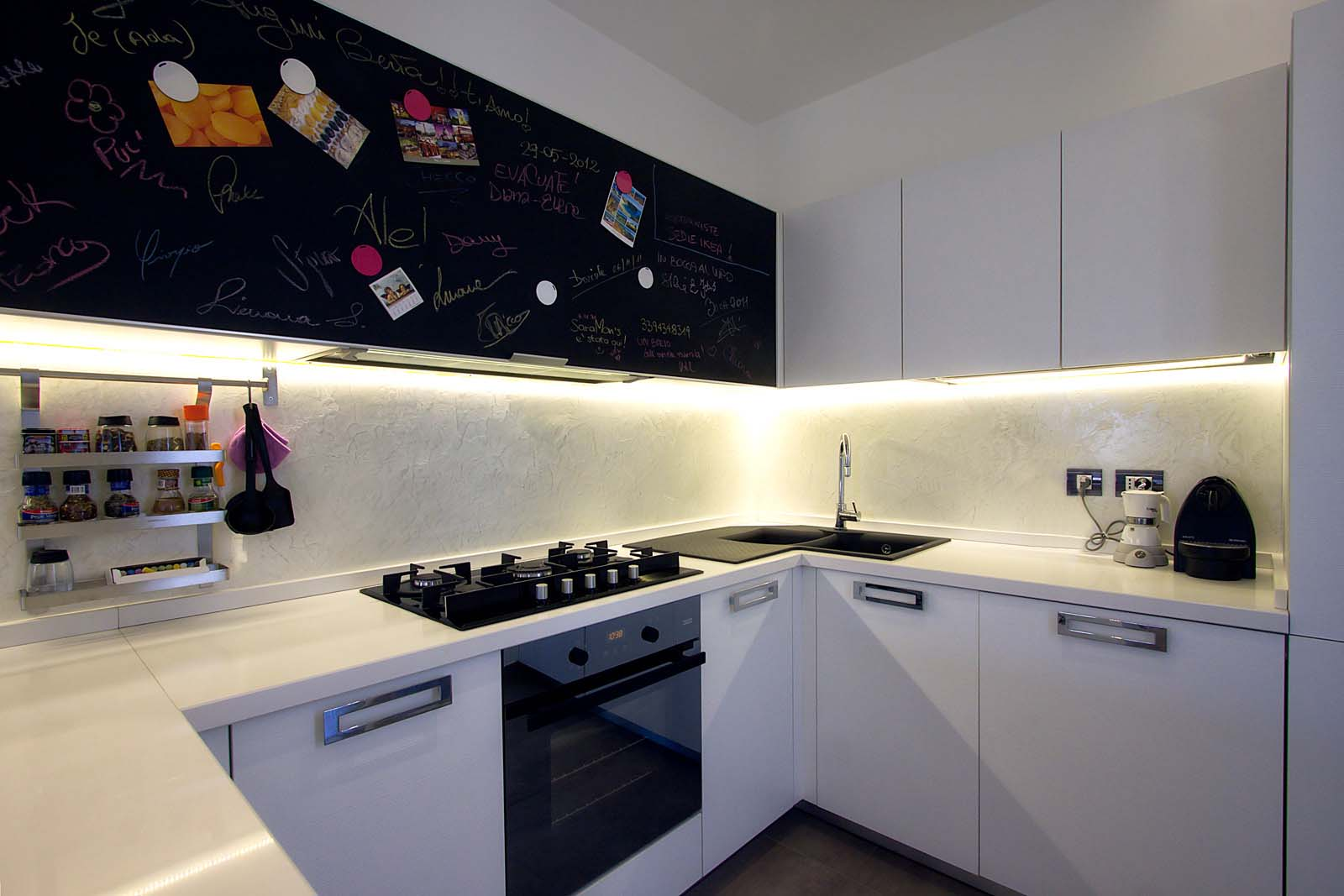 Massimiliano antimi architetto design di interni for Piani di progettazione di appartamenti