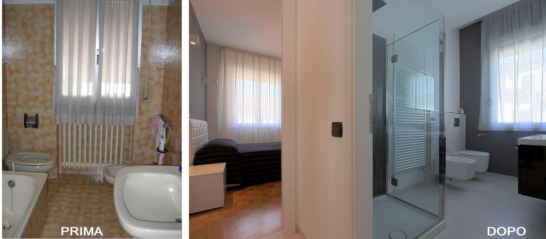 prima e dopo i lavori Â« Massimiliano Antimi architetto ...